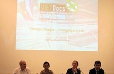 越南环保主题纪录片奖项-VietDocs 2011