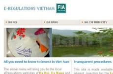 越南电子规定网站正式开通