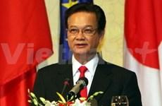 政府总理阮晋勇出席千年发展目标论坛