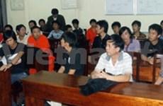 越南向中国驻越大使馆转交在越南海域遇难的26名中国船员