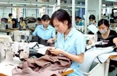 越南纺织服装产业扮演着重要角色
