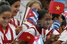 越南-古巴关系不断得到培育和发展