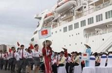 加强东南亚青年的交流活动