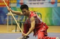 第3届世界青少年武术锦标赛:越南团队获得首枚金牌
