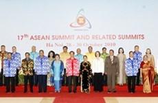 越南2010年东盟轮值主席国任期圆满结束