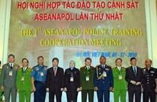 东盟各国加强培训警察的合作