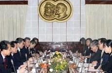 朝鲜劳动党代表团访问越南