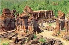 意大利协助越南重修美山遗迹区