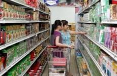 越南零售市场保持增长势头