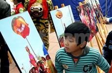 """""""越南的世界文化遗产""""的摄影比赛"""