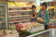 春节期间国内产品占消费量的85-95%