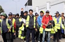 尽最大努力将滞留利比亚的越南劳动者接回国