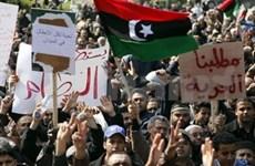 联合国大会中止利比亚人权理事会成员资格