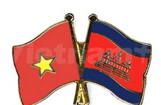 越—柬签署关于国防合作计划协议
