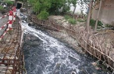 CDIA协助岘港处理废水