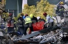 2010年全球巨灾导致经济损失为2180亿美元