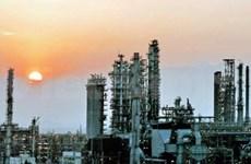 榕桔炼油厂签署第一次整体维修合同
