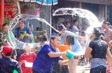越南举办庆祝老柬泰和缅甸等国传统节日的活动