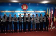 越南参加东盟外长特别会议