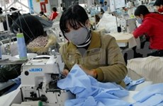 越南和墨西哥的贸易金额大幅度上涨