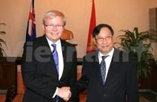 澳大利亚将继续向越南提供ODA