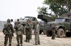 泰国柬埔寨军队连续第四天交火