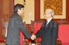 越南希望与IMF和印度加强合作