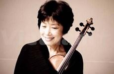 日本著名艺术家Imai Nobuko赴越表演