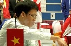 越南棋手进入世界特级大师排行榜前40名