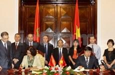 越南—摩洛哥联合委员会第二次会议暨两国外交部第三次政治咨询会议在河内召开
