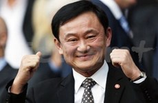日本允许泰国前总理他信•西那瓦入境日本