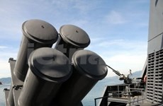 我国海军军种接收第二艘导弹护卫舰