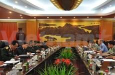 第二次越中国防安全副部长级战略对话在北京举行