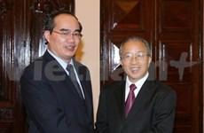 越中双边合作执导委员会第五次会议在河内举行