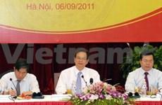政府总理阮晋勇:越南坚持抑制通货膨胀、平稳宏观经济的目标