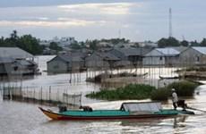 湄公河下游四国同美国加强应对自然灾害的预防和管理