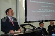 越南承诺为外国投资商创造便利条件