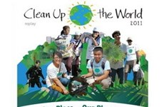 """2011年""""让世界清洁起来""""活动在胡志明市启动"""