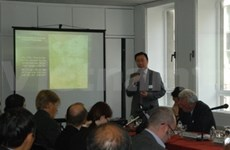 东海航行安全研讨会在比利时举行