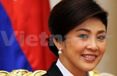 泰国总理结束对缅甸的正式访问