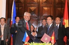越南-菲律宾双边合作委员会第六次会议