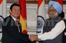 越南和印度发表联合声明