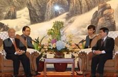 阮富仲总书记访问中国广东省深圳经济特区