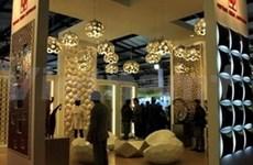 2011年VietBuild展览会吸引5万人次前来参观