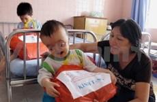 韩国MBC电视台协助越南橙毒剂受害者