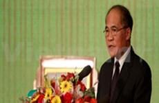 国会主席阮生雄出席宣光省成立180周年纪念典礼