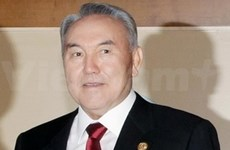 哈萨克斯坦共和国总统对越南进行正式访问