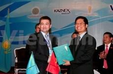 越南—哈萨克斯坦企业论坛在河内举行
