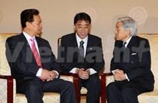 越南政府总理会见日本国会众议院议长