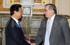 政府总理阮晋勇会见世界银行副行长
